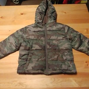 *Final Price* Army Fatigue Coat